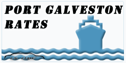 Port Galveston limo rates