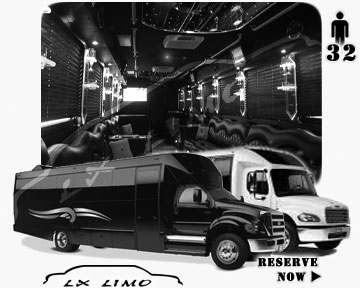 Party Bus Houston service