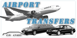 Houston Airport Transfers and airport shuttles