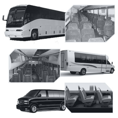 Houston Coach Bus rental
