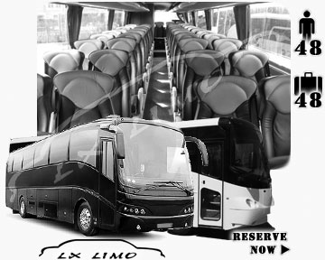 Houston coach Bus for rental | Houston coachbus for hire