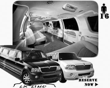 Navigator SUV Houston Limousines services