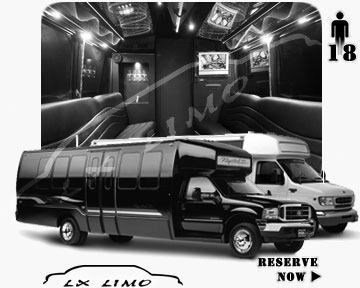 Houston Party Bus party Bus | 18 passenger PartyBus in Houston